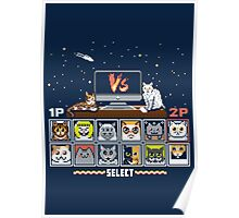 Internet Cat Fight Poster