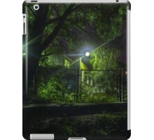 A big tree - night HDR photo iPad Case/Skin