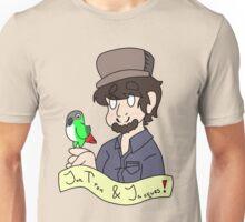 Jontron and Jacques Unisex T-Shirt