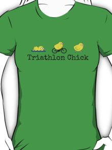 Triathlon Chick T-Shirt