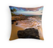 Steadfast in Pa'ako Throw Pillow