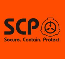 SCP Logo by FNYS