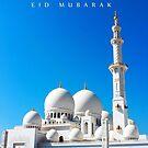 Eid Mubarak by Omar Dakhane