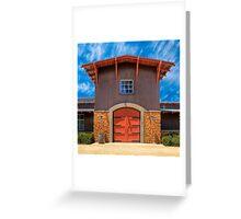 Shenandoah Valley Winery Greeting Card