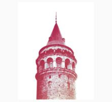 Galata Tower Kids Tee