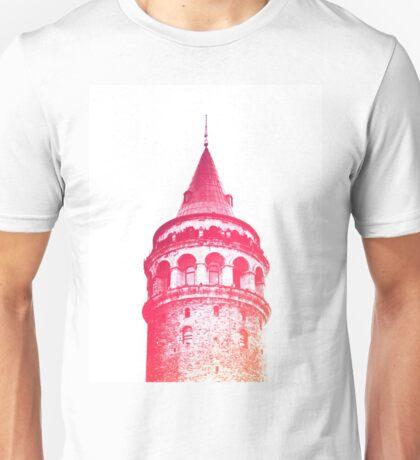 Galata Tower Unisex T-Shirt