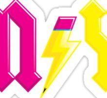 Hard Rock'n Design Sticker