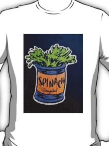 Spinach superfood!! T-Shirt