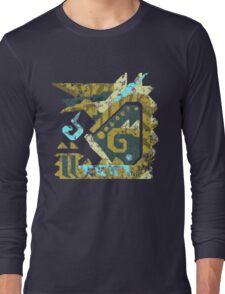 Monster Hunter - Zinogre Icon Long Sleeve T-Shirt