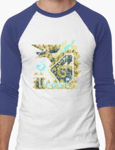 Monster Hunter - Zinogre Icon Men's Baseball ¾ T-Shirt