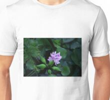 The Lone Flower Unisex T-Shirt