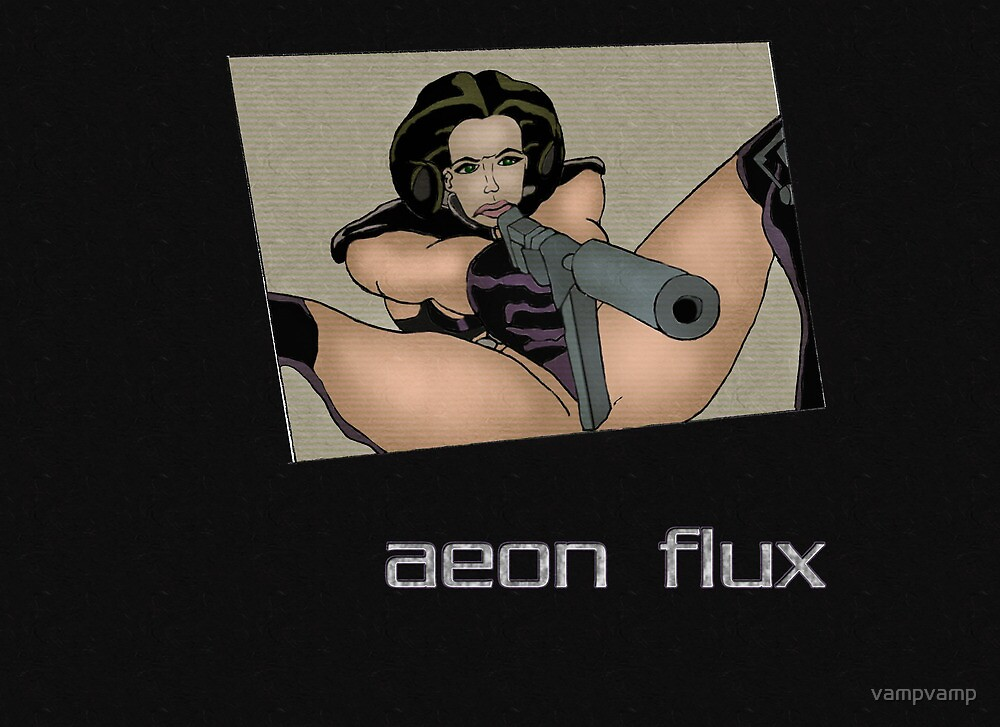 aeon flux by vampvamp