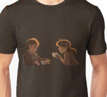 Café for Two Unisex T-Shirt