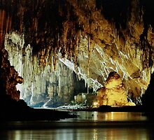 Lod Cave, Thailand by John Spies