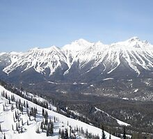 Fernie Alpine Resort, BC, Canada by slipdavies