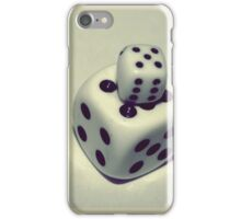 Roll the Dice iPhone Case/Skin