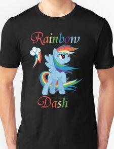 Rainbow Dash T-Shirt Unisex T-Shirt
