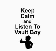Listen to Vault Boy Unisex T-Shirt