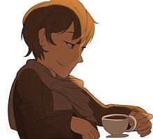 Coffee Boy by Kittybaka