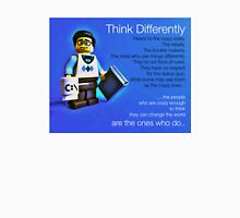 Think differently...... Unisex T-Shirt