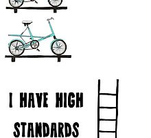 High Standards by Anna Davies