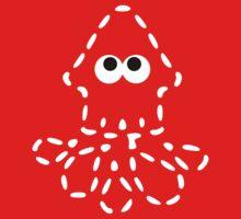 Ninja Squid Kids Tee