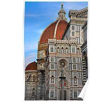 Duomo - Gothic Masterpiece I Poster
