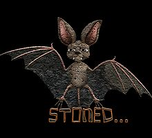 Batty Stoned by Angelique Kennerley