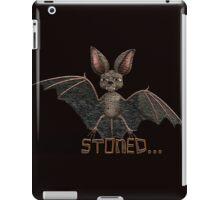 Batty Stoned iPad Case/Skin