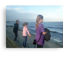 Altona Beach ~ Victoria Metal Print