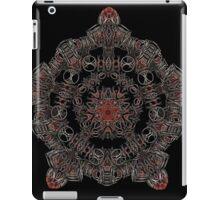 PSYCHEDELIC PETALS iPad Case/Skin