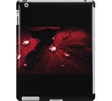 Red World iPad Case/Skin