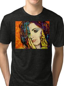 Anna Netrebko Tri-blend T-Shirt