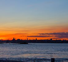 Helsinki On Fire by vdell