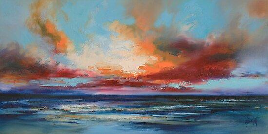 Ocean Blue by scottnaismith