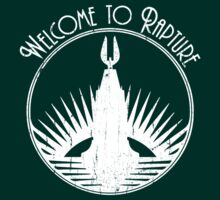 Bioshock Welcome To Rapture by SolarShadow1