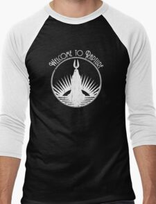 Bioshock Welcome To Rapture Men's Baseball ¾ T-Shirt
