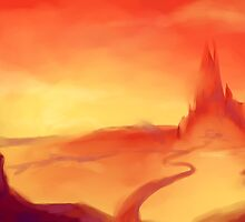 Phantasia Desert by Kittybaka