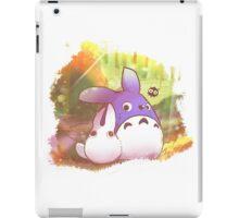 Totoro II iPad Case/Skin