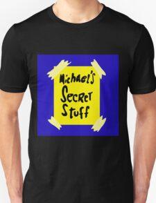 Michael's Secret Stuff - Space Jam Bottle  Unisex T-Shirt