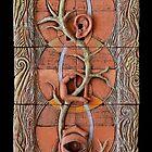 Mandalas: Sacred Circles - Art by Mona Shiber by Mona Shiber