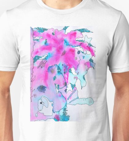 Watercolor Brushes Unisex T-Shirt