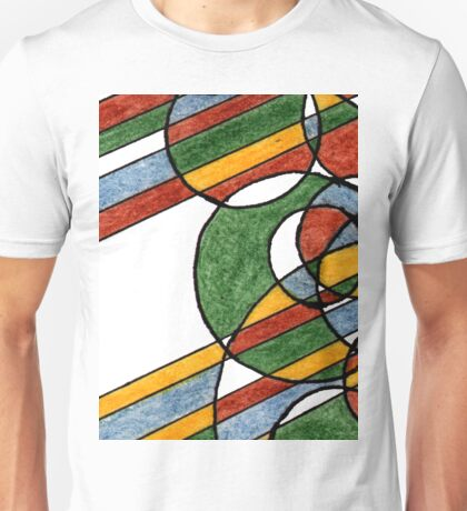 Wallpaper - Extrusion Unisex T-Shirt