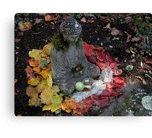 Buddha Mandala  Canvas Print