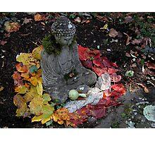 Buddha Mandala  Photographic Print