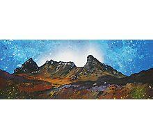 The Cobbler (Ben Arthur), Arrochar, Scottish Western Highlands Photographic Print