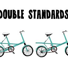 Double Standards by Anna Davies