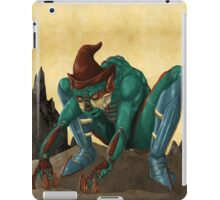 Hobyah iPad Case/Skin