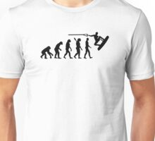 Evolution Wakeboarding Unisex T-Shirt