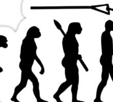 Evolution Wakeboarding Sticker